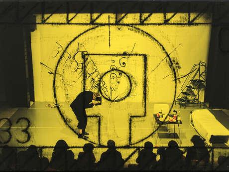 """Exposition """"Representing the Work"""" de l'artiste américain Matt Mullican"""