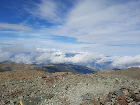 Km vertical Puigmal Pyrénées-Cerdagne