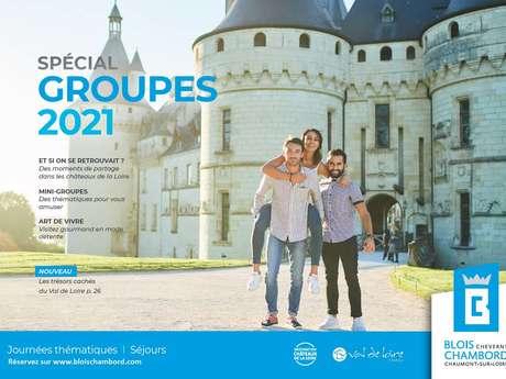 Service Réceptif Blois Chambord