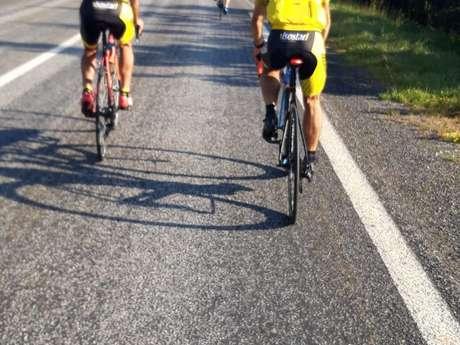 Vélo route N°2 - Le port de Llo