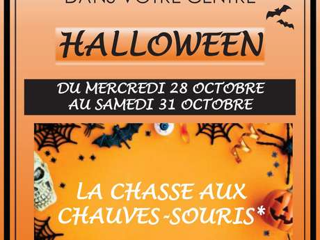 Halloween à Marques Avenue Troyes!!