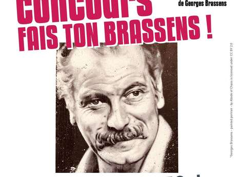 Concours Fais ton Brassens
