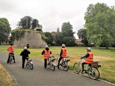 Échappées à vélo électrique - Douai secret défense