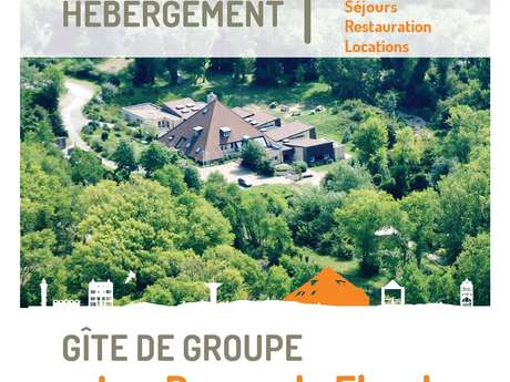 Gîte de Groupe N° 1984 Les Dunes de Flandre