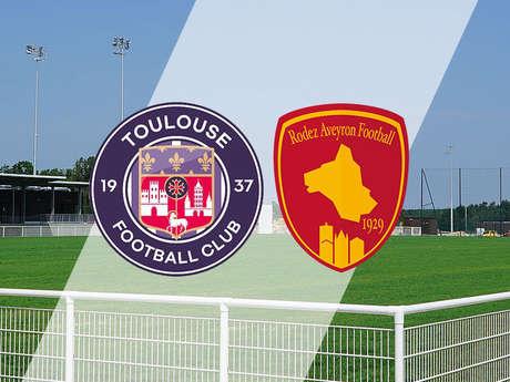 Toulouse FC - Rodez AF