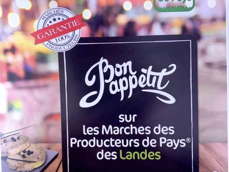 Marché des Producteurs de Pays - ANNULÉ