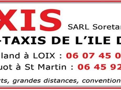 RADIO-TAXIS DE L'ILE DE RE