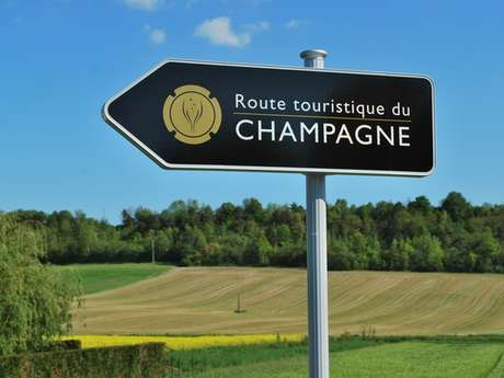 La route touristique du champagne et des côteaux vitryats
