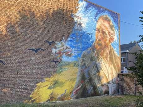 """Visite guidée: """"L'Art habite la ville"""""""