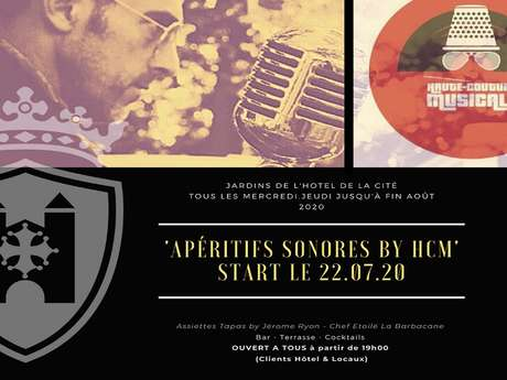APERITIFS SONORES BY HCM