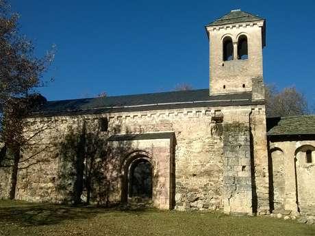 La Capilla de San Pablo en Arnave