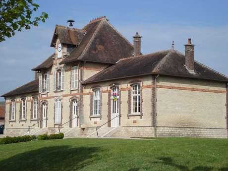 Mairie de Laines-aux-Bois