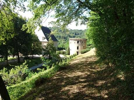 Boucle autour du château de Peyraux
