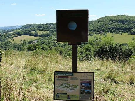 Les paysages de la Vicomté de Turenne - boucle Noailhac