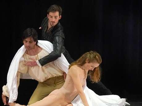 Theater program - Le jazer d'Aliénor, Dame d'Aquitaine