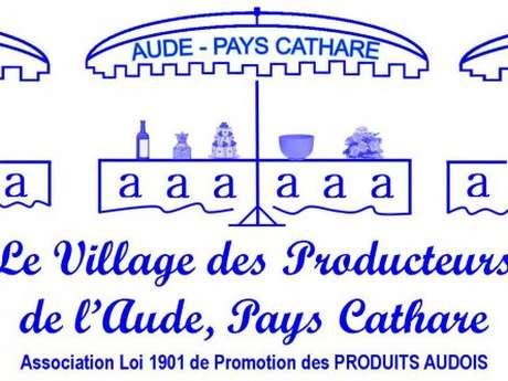 VILLAGE DE PRODUCTEURS AUDE PAYS CATHARE