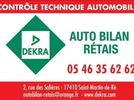 DEKRA - AUTO BILAN - CONTRÔLE TECHNIQUE