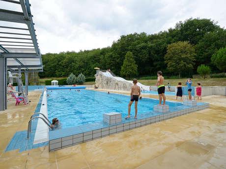 Saint Savin swimming-pool