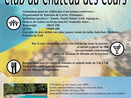 Club du Château des Cours