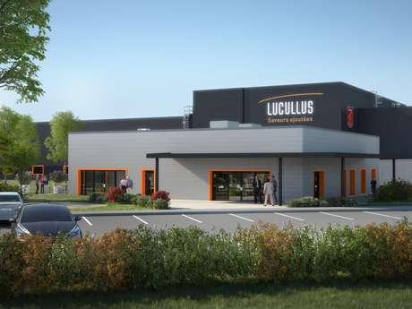 Entre Lucullus et confiture, bienvenue à l'usine gourmande!