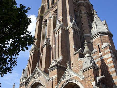 L'Eglise Saint-Vaast de Béthune