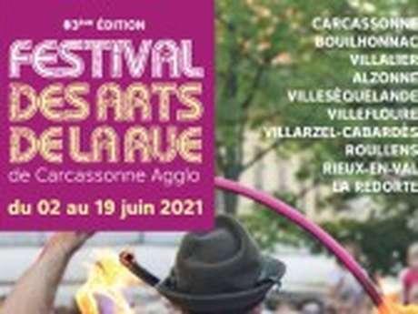FESTIVAL DES ARTS ET DE LA RUE 2021