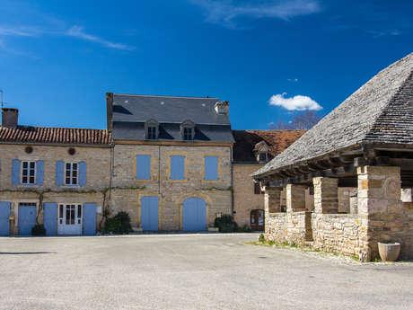 Châteaux et villages du Causse de Limogne