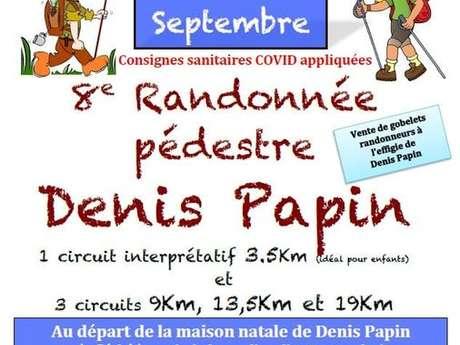 Randonnée pédestre Denis Papin