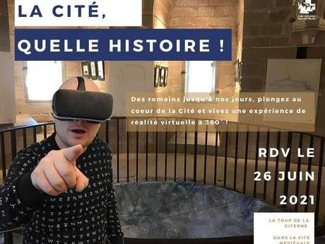 LA CITÉ, QUELLE HISTOIRE - Film VR