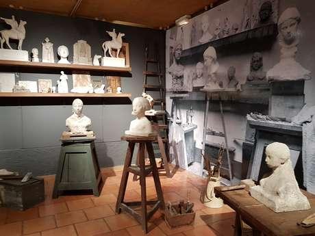 Exposition - Ateliers de sculpteurs Wlérick/Charbonnel
