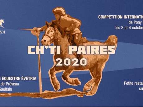 "Compétition internationale ""Chti Paires"" 2020"
