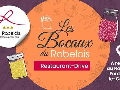 """RESTAURANT-DRIVE """"LE RABELAIS"""""""
