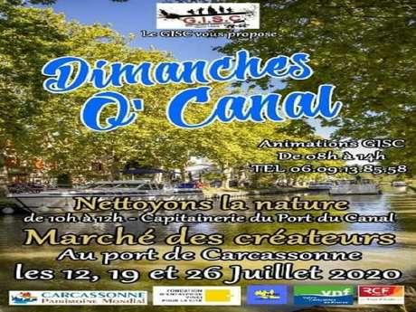 NETTOYONS LA NATURE, LES BERGES DU CANAL DU MIDI