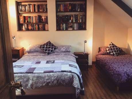 Helen et Julian Ash - 2 chambres d'hôtes