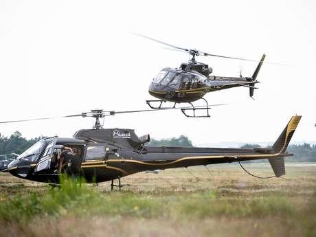 Heliberté Hélicoptères