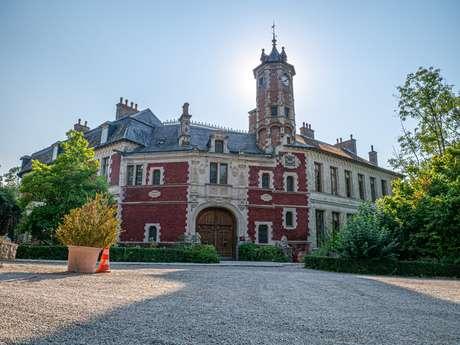 Visite guidée du Château d'Aubry