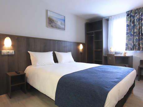 BRIT HOTEL CONFORT LE JACQUARD