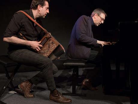 Duo Didier Laloy et Jean-Philippe Collard-Neven