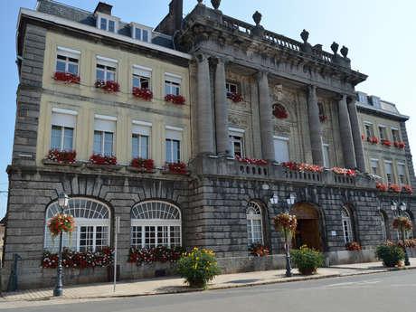 Hôtel de ville - CONDE SUR L'ESCAUT