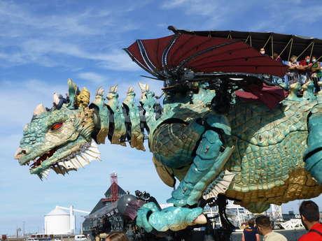 Le Dragon de Calais