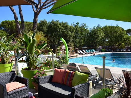Camping Domaine les Ombrages