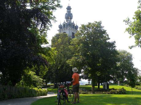 Circuit vélo : Mons, la route UNESCO