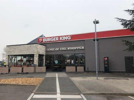 Burger King Dunkerque Fleurs