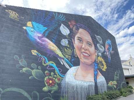 Stadtführung : Kunst in der Stadt