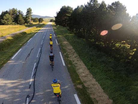 Vélo route N°5 - Le tour de Cerdagne