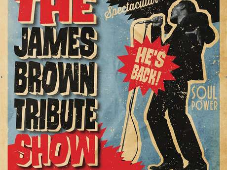 James Brown Tribute Show