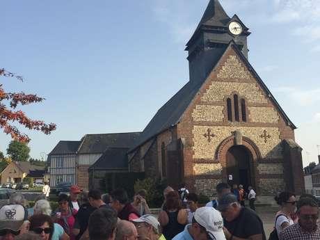 Eglise Saint-Wandrille