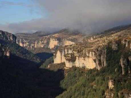 Circuit historique des Gorges du Tarn et de la Jonte