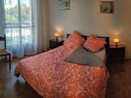 Furnished lodging Antoinette BRINGEL