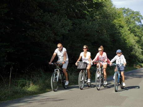 Circuit 6 Orne à Vélo - Bagnoles de l'Orne en forêt